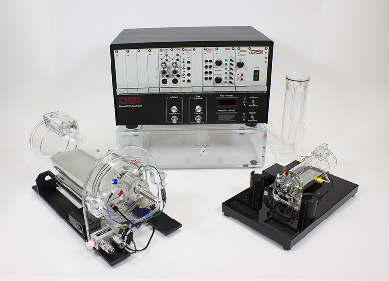 PFT Controller, Calibrator, and Chambers s