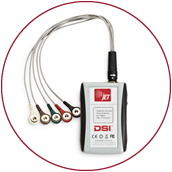 Jacketed External Telemetry from DSI