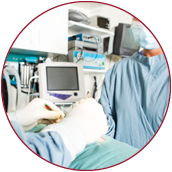 Scientific services including surgery, certification, data analysis